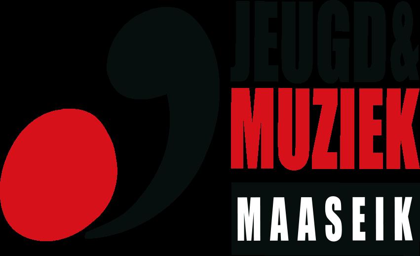 Jeugd & Muziek Maaseik logo