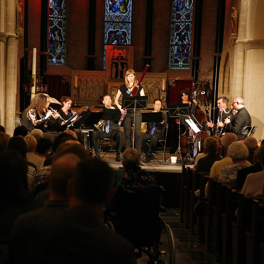 concert in St.-Annakerk