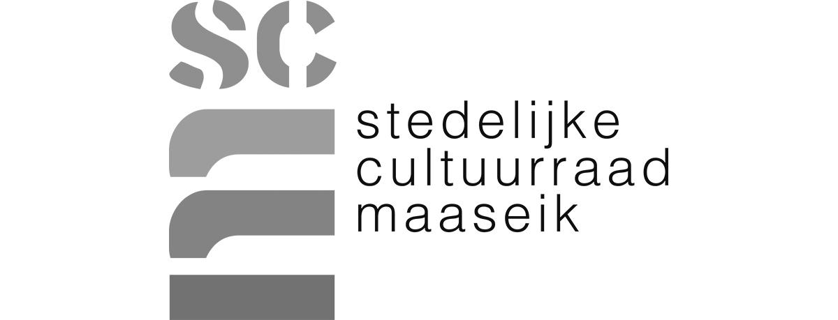 Stedelijke Cultuurraad Maaseik logo